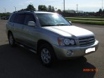 TOYOTA HIGHLANDER-Limited